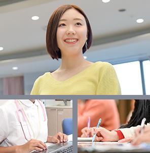北九州市立医療センター 勤務 橋本 都采さん(2015年3月卒業)