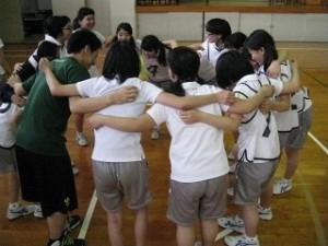 クラスマッチ1