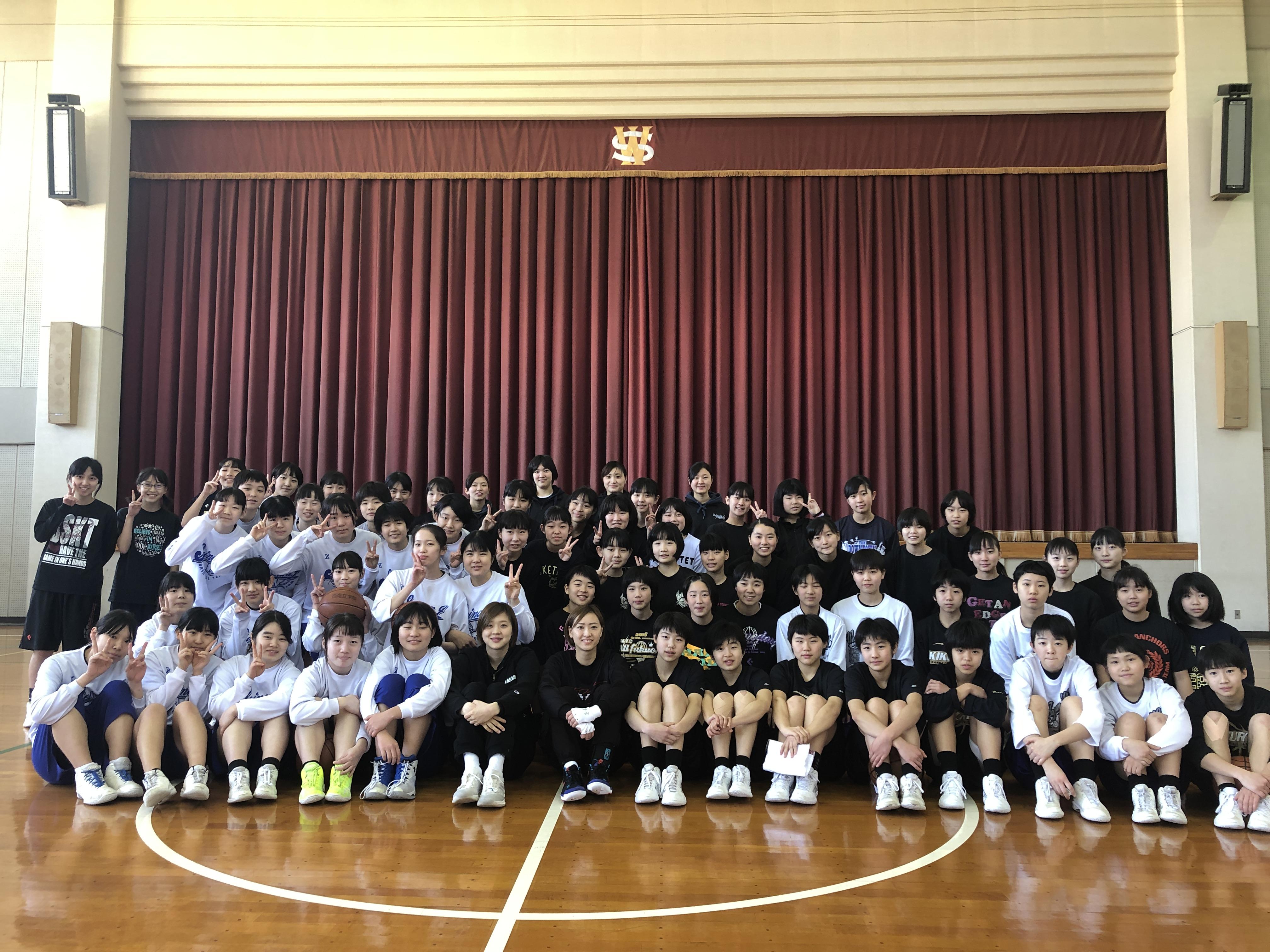 中学生の部!