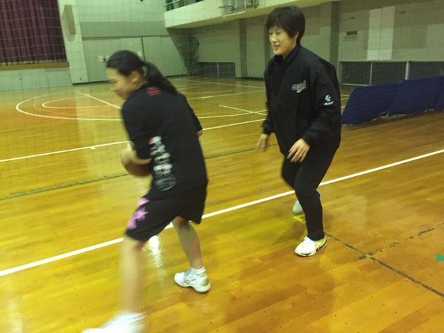 有田コーチの個別指導!