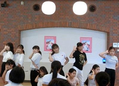 ダンス部1113